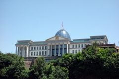 Presidentpalatset, Tbilisi.