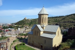 Narikala Church, Narikala Fortress., Tbilisi.