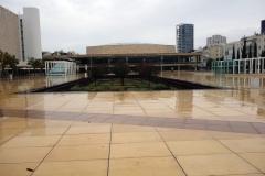 Habima Square, Tel Aviv.