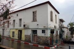 Neve Tzedek, den äldsta stadsdelen i Tel Aviv.