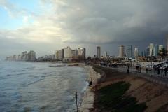 Homat Hayam Promenade, Tel Aviv.