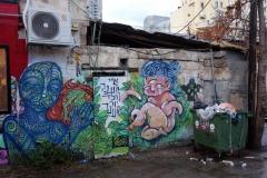 Florentin, Tel Aviv.