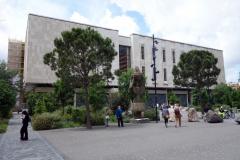 Nationalhistoriska museet, Skanderbeg Square, Tirana.