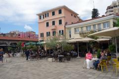 Stephen Center Restaurant, Tirana.