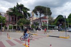 Sheshi Avni Rustemi, Tirana.