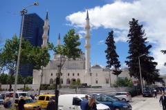 Namazgjah Mosque, Tirana.