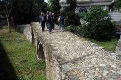 Tanners' Bridge från 1700-talet, Tirana.