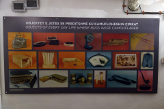 Bunk'Art 2, Tirana.