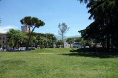 Rinia Park, Tirana.