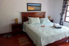 Rummet på Hostal Renacer, Villa de Leyva.