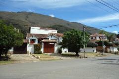 Finare hus i utkanten av Villa de Leyva.