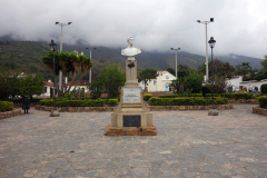 Parque Ricaurte, Villa de Leyva.