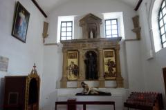 Iglesia Nuestra Señora de El Rosario, Plaza Mayor, Villa de Leyva.