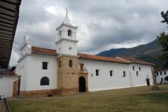 Iglesia de El Carmen, Villa de Leyva.