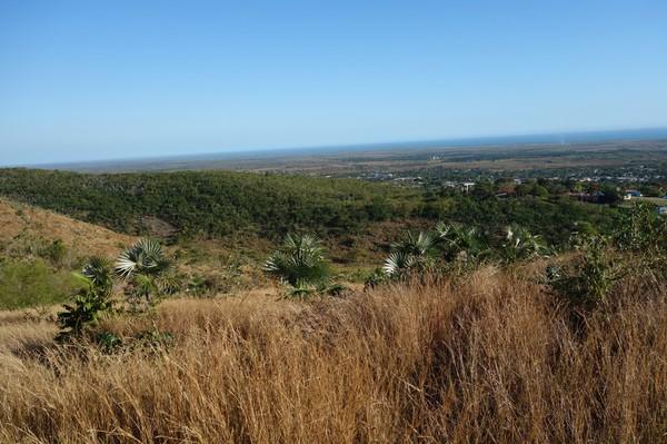 Utsikt från berget Cerro de la Vigia, Trinidad.