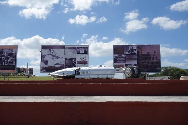 Área Expositiva Crisis de Octubre, Havanna.