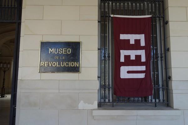 Museo de la Revolución, Habana Vieja, Havanna.