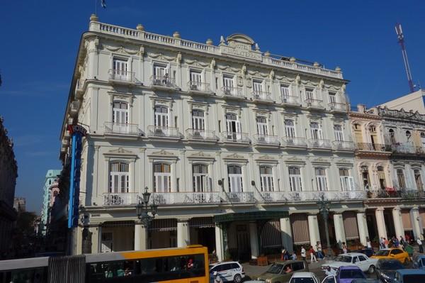 Hotel Inglaterra, Centro Habana, Havanna.