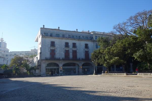 Plaza de Armas, Habana Vieja, Havanna.
