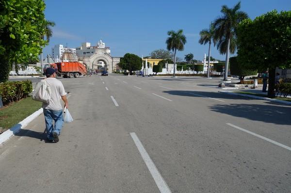 Necrópolis Cristóbal Colón, Vedado, Havanna.