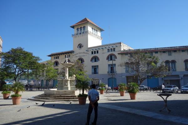 Plaza de San Francisco de Asís, Habana Vieja, Havanna.