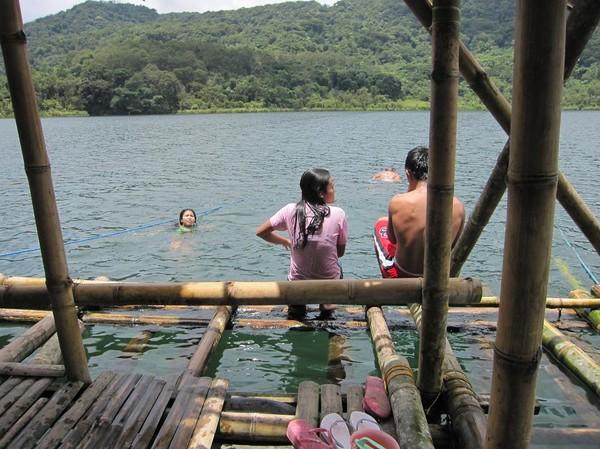 Lake Danao, Leyte.
