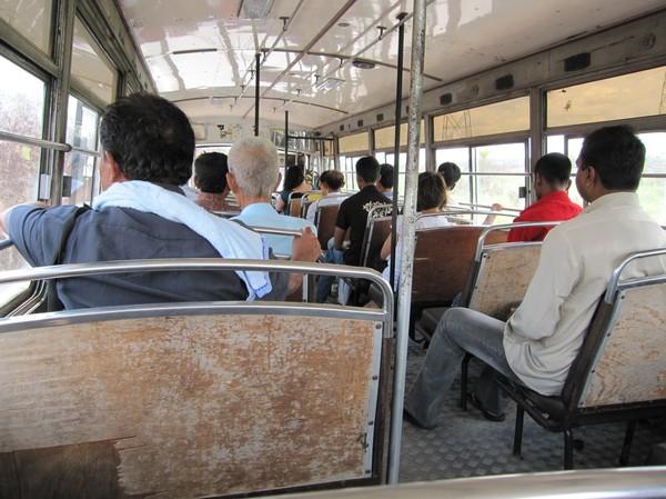 Bussarna i Brunei kändes sämre än bussarna i de minst utvecklade länderna i Sydostasien!