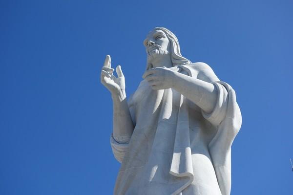 Estatua de Cristo, Havanna.