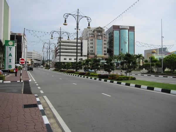 Gatuscen BSB(Bandar Seri Begawan).