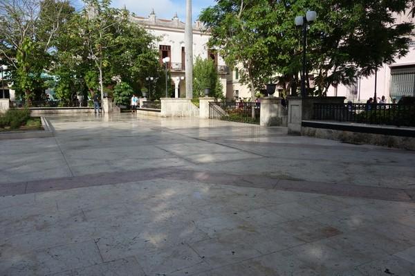 Parque Ignacio Agramonte, centrala Camagüey