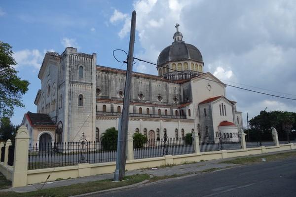 Iglesia de Jesús de Miramar, Kubas näst största kyrka, Miramar, Havanna.