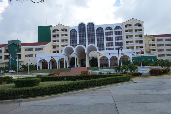 Quinta Avenida Habana hotel, Miramar, Havanna.
