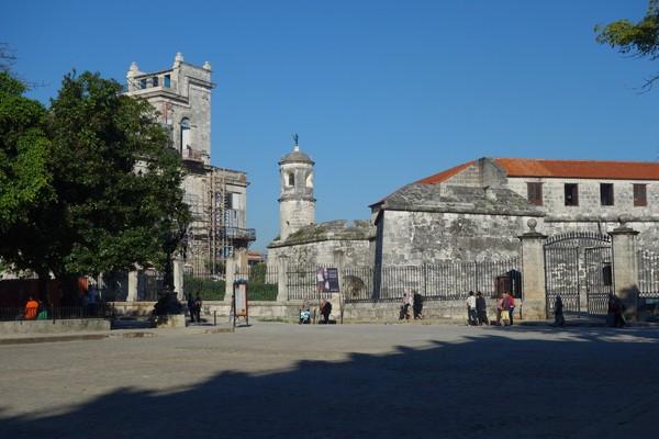 Castillo de la Real Fuerza, Plaza de Armas, Habana Vieja, Havanna.