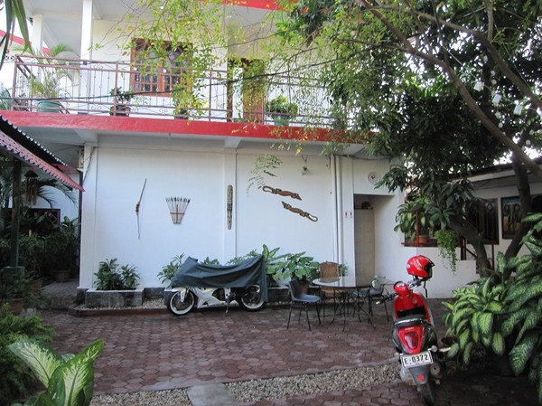 Rocella hotel, mitt boende andra gången i Dili, Timor-Leste.