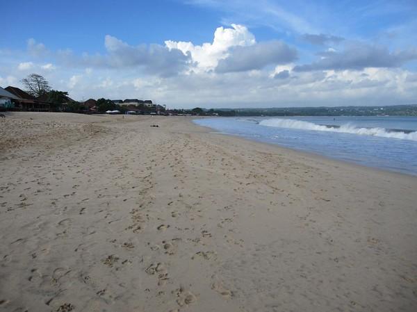 Jimbaran beach, Bali.