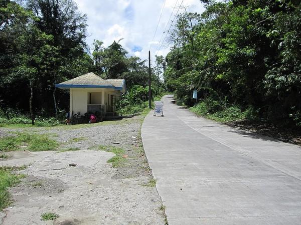 Högkvarteret för Lake Danao, Leyte.