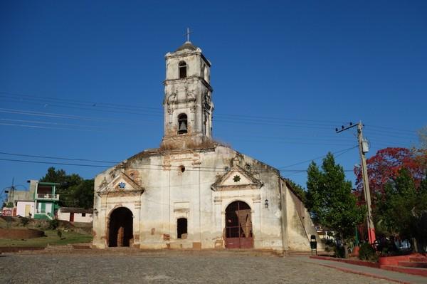 Iglesia de Santa Ana från 1812, Trinidad.