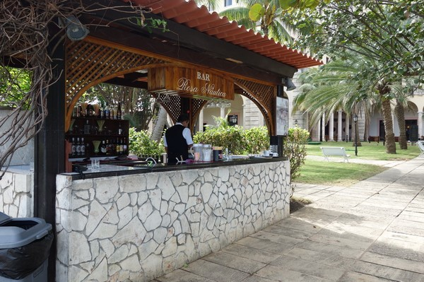 Hotel Nacional, Vedado, Havanna.
