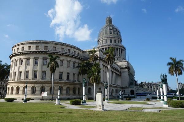 Capitolio Nacional, Centro Habana, Havanna.
