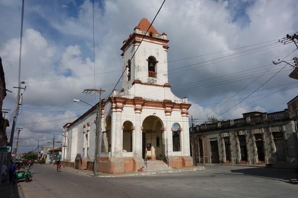 Kyrkan Iglesia de Santa Ana, Camagüey.