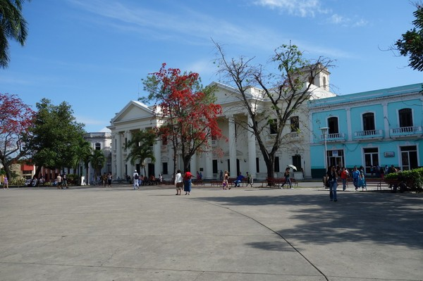 Parque Vidal, Santa Clara.