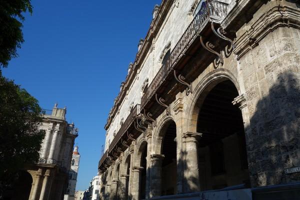 Palacio de los Capitanes Generales, Plaza de Armas, Habana Vieja, Havanna.