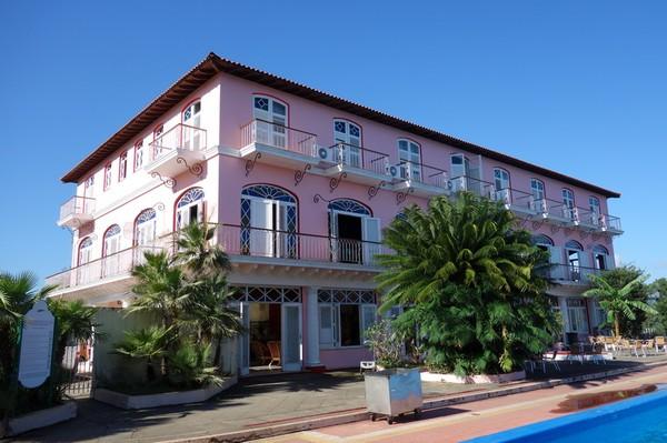 Hotel los Jazmines, Viñales.