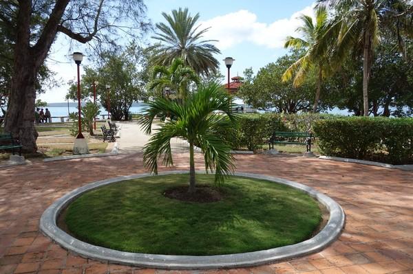 Centro Recreativo la Punta, Punta Gorda, Cienfuegos.