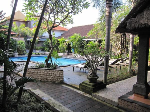 Kedin's Inn Poppies Gang I, Kuta Beach Bali.