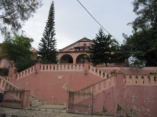 Hotel Pousada De Baucau, Baucau, Timor-Leste.