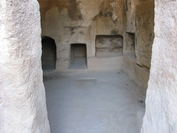 Tombs of the kings, Pafos.
