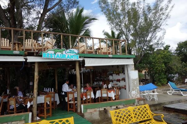Restaurante Villa Lagarto, Punta Gorda, Cienfuegos.