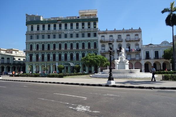 Fuente de la India, Centro Habana, Havanna.