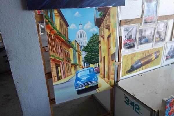Konst Habana Vieja, Havanna.